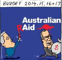 New record lows for Australia's foreign aid