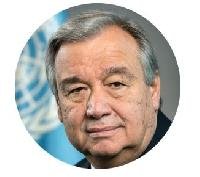 Sign UN Chief's call for Global Ceasefire